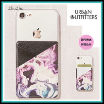 Urban Outfitters★レザーカッドスロット★ぺたっと貼って便利!
