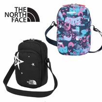 THE NORTH FACE〜KIDS CROSS BAG キッズ用ショルダーバッグ 4色