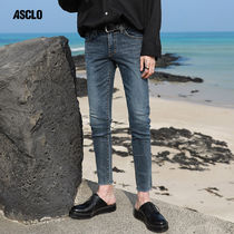 ★ASCLO★ GA Pam cutting denim pants(726)