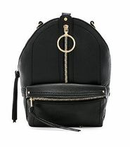 See by Chloe☆LEATHER バックパック ブラック 送料無料