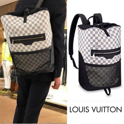 18SS 大人気☆完売前に■LOUIS VUITTON■MATCHPOINTパックパック