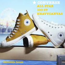 限定【CONVERSE】 ALL STAR 100 ST HEAVYCANVAS HI