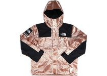 ★Supreme★The North Face Metallic Mountain Parka 18SS