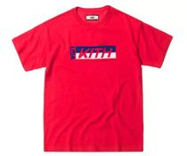 18SS☆KITH(キス) USA Factory Team Tee Red Tシャツ