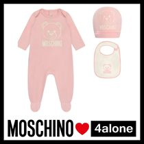 MOSCHINO☆テディベア☆ベビーグローギフト3点セット