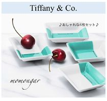 [Tiffany & Co.] Color Block Vide Poche☆おしゃれな4枚セット