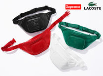 9 week SS18 Supreme LACOSTE Waist Bag