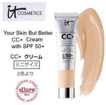 IT Cosmetics Your Skin But Better CC+ Cream SPF 50 ミニ 12ml