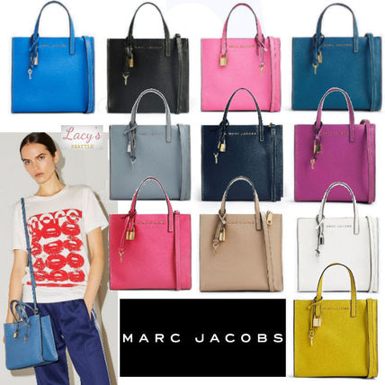 Marc Jacobs★レザーサッチェル★ミニバッグ Mini Grind Leather