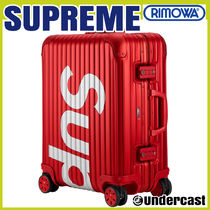 【即発】SUPREME RIMOWA TOPAS MULTIWHEEL RED 45L