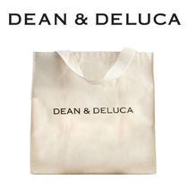【DEAN&DELUCA】●大人気●Natural Cotton Canvas Tote