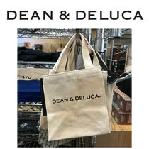 【DEAN&DELUCA】●海外限定●Natural Cotton Canvas Tote mini