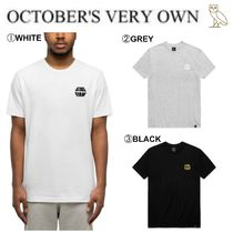 OCTOBERS VERY OWN(オクトーバーズ ベリー オウン) Tシャツ・カットソー 【Drake愛用】18SS新作☆OVO☆OCTOBER FIRM T-SHIRT