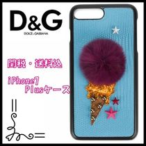 大人気!DOLCE & GABBANA Ice Cream アイス Phone7Plus ケース
