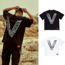 OVERR(オベルー) Tシャツ・カットソー ◆OVERR(オベルー)◆ 18SS SYNTHESIZE TEE 2色