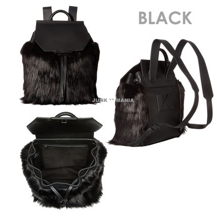 Kendall + Kylie バックパック・リュック ★追跡&関税込【Kendall+Kylie】NANCY/BACKPACK(3)
