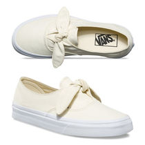 ★VANS★Authentic Knotted★送料込/追跡付 VN0A3MU2F8Z