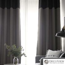 DECO VIEW(デコヴュー)/MODERNIA EYELET BLACKOUT CURTAIN
