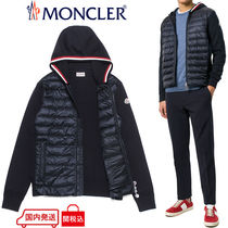 04 MONCLER 国内発送 ダウンコンビブルゾン