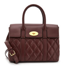 Mulberry 18SS Small Bayswater Quilting 2WAYショルダー/トート