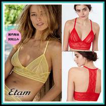 Etam(エタム) ブラジャー Etam★ROSEWOOD - LACE TRIANGLE BRA WITH BASQUE★国内発送