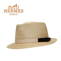 ☆HERMES☆ MALO Hat メンズハット SABLE/NATURE/NOIR♪