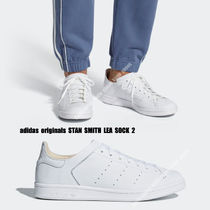adidas★STAN SMITH LEA SOCK 2★レザー★25.5~29cm★ホワイト