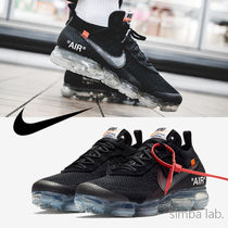 "【レアモデル】 Off-White × NIKE ""THE 10"" Vapor Max BLACK"