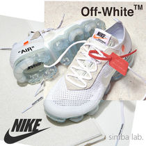 "【レアモデル】 Off-White × NIKE ""THE 10"" Vapor Max WHITE"