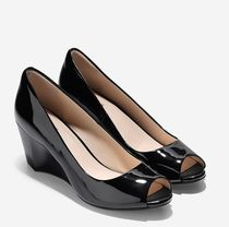 Cole Haan Sadie Open Toe Wedge