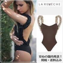 NEW!!【LA REVECHE】AMIRA BROWN・NABILA BLACK/関税・送料込み