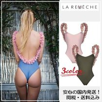 NEW!!【LA REVECHE】AMIRA SWIM WEAR・3色/関税・送料込み