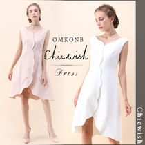 【国内発送・関税込】Chicwish★Scrolled Enchantment Dress