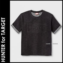 ★3-7日着/追跡&関税込【HUNTERxTARGET】Embossed T-Shirt