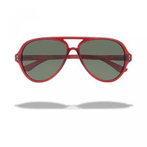 Local Supply Unisex AIRPORT Pacific Red / Green