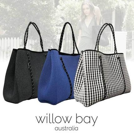 willow bay トートバッグ