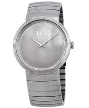 稀少 Dior(ディオール) La D De Silver Dial Ladies Watch