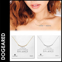Dogeared(ドギャード) ネックレス・ペンダント ★3-7日着/追跡&関税込【即発・Dogeared】 Balance Bar Necklace