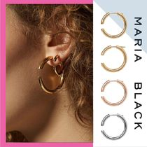 国内発送★ MARIA BLACK 片耳ピアス DISRUPTED 22 EARRING