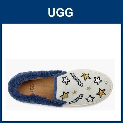 ☆UGG新作! Patch It Slip On☆