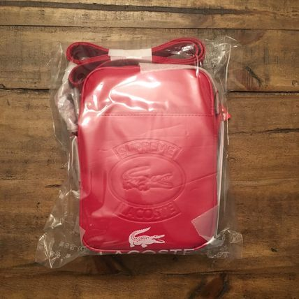 buyma 9 week ss18 supreme lacoste shoulder bag 35539802
