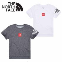 THE NORTH FACE〜K'S BETTER S/S R/TEE 機能性半袖Tシャツ 3色