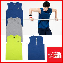 THE NORTH FACE★M'S WORK OUT SLEEVELESS_NT7VJ01