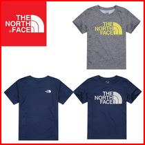 THE NORTH FACE★K'S ACTION S/S R/TEE_NT7UJ09