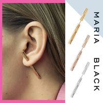 国内発送★ MARIA BLACK 片耳ピアス ARSIIA SPEAR EARRING