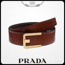 PRADAプラダ 1CM105 SOFT CALF LEATHER ベルト