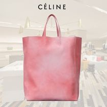 CELINE VERTICAL CABAS IN CLOUDY LAMBSKIN 164403A5Y24PI