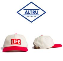 【ALTRU 】☆海外限定☆LIFE WOOL CAP WITH CHENILLE PATCH