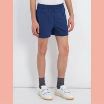 数量限定 18SS ACNE STUDIOS Alvin cotton-blend chino shorts