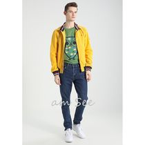 2018SS【Tommy Jeans】ボンバージャケット イエロー